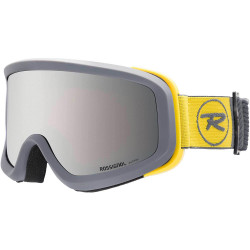MASQUE DE SKI ACE HP MIRROR GREY/YELLOW-CYL