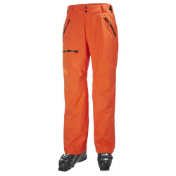 PANTALON DE SKI CARGO BRIGHT ORANGE
