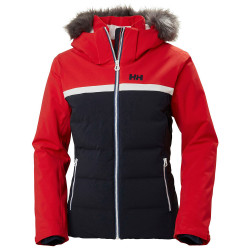 VESTE DE SKI W POWDERSTAR NAVY