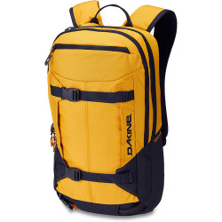 SAC A DOS MISSION PRO 18L GOLDEN GLOW