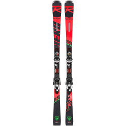 SKI HERO ELITE ST TI + FIXATIONS SPX 12 KONECTGW B80 BK/ICON