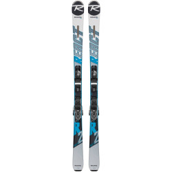 SKI REACT R2 + FIXATIONS XPRESS 10 B83 BLACK