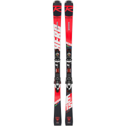 SKI HERO ELITE MT TI + FIXATIONS NX 12 KONECT GW B80 BK/ICON