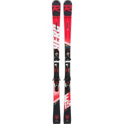 SKI HERO ELITE MT CA + FIXATIONS NX 12 KONECT GW B80 BK/ICON