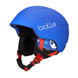 CASQUE DE SKI B-LIEVE MATTE NAVY AEROSPACE