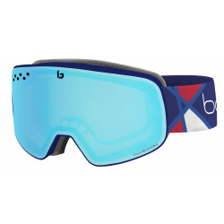 MASQUE DE SKI NEVADA ALEXIS PINTURAULT SIGNATURE SERIES PHANTOM VERMILLON GUN