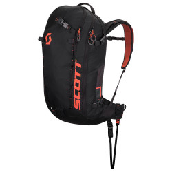 SAC A DOS PACK PATROL E1 40 KIT BLACK/BURNT ORANGE