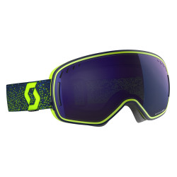 MASQUE DE SKI LCG YELLOW/BLUE/SOLAR RED CHROME