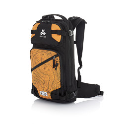 SAC A DOS BACKPACK CALGARY 22 ORANGE