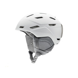 CASQUE DE SKI MIRAGE MATTE WHITE