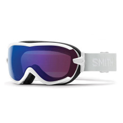 MASQUE DE SKI VIRTUE WHITE VAPOR CHROMAPOP PHOTOCHROMIC ROSE FLASH