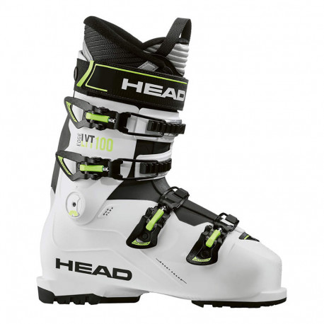 CHAUSSURE DE SKI EDGE LYT 100 WHITE/YELLOW