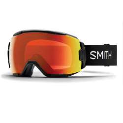 MASQUE DE SKI VICE BLACK CHROMAPOP PHOTOCHROMIC RED MIRROR