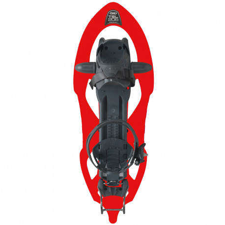 RAQUETTES 206 RED ELEVATION