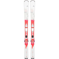 SKI INTENSE 6 + XPRESS W 10 B83 WHITE/CORAIL