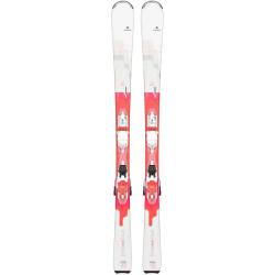 SKI INTENSE 6 + BINDINGS XPRESS W 10 B83 WHITE/CORAIL