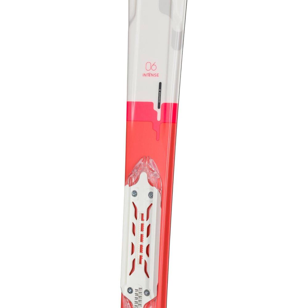 SKI INTENSE 6 + XPRESS W 10 B83 WHITE/CORAIL