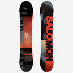 SNOWBOARD PULSE + FIXATIONS RHYTHM RED