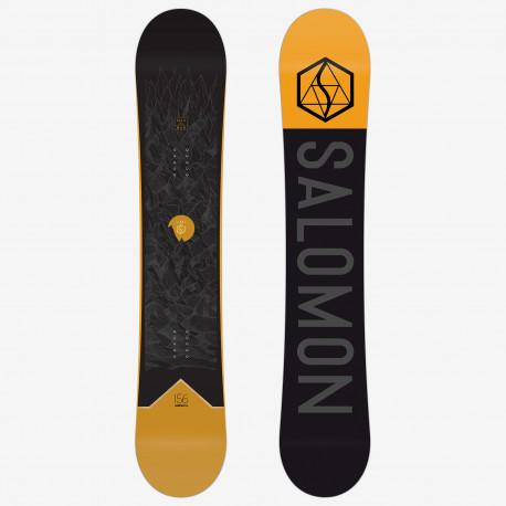 SNOWBOARD SIGHT + FIXATIONS RHYTHM BLACK