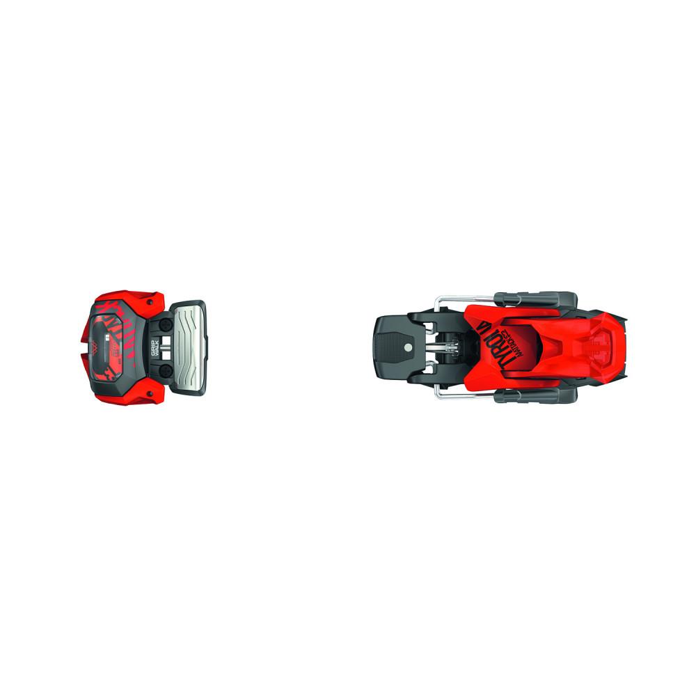 FIXATIONS DE SKI ATTACK² 13 GW BRAKE 110 RED