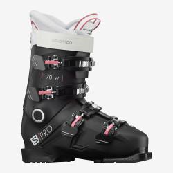 SKI BOOTS S/PRO 70 W BLACK/PINK/WHITE