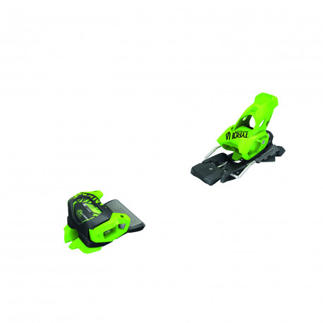 FIXATION DE SKI ATTACK² 13 GW BRAKE 110 GREEN