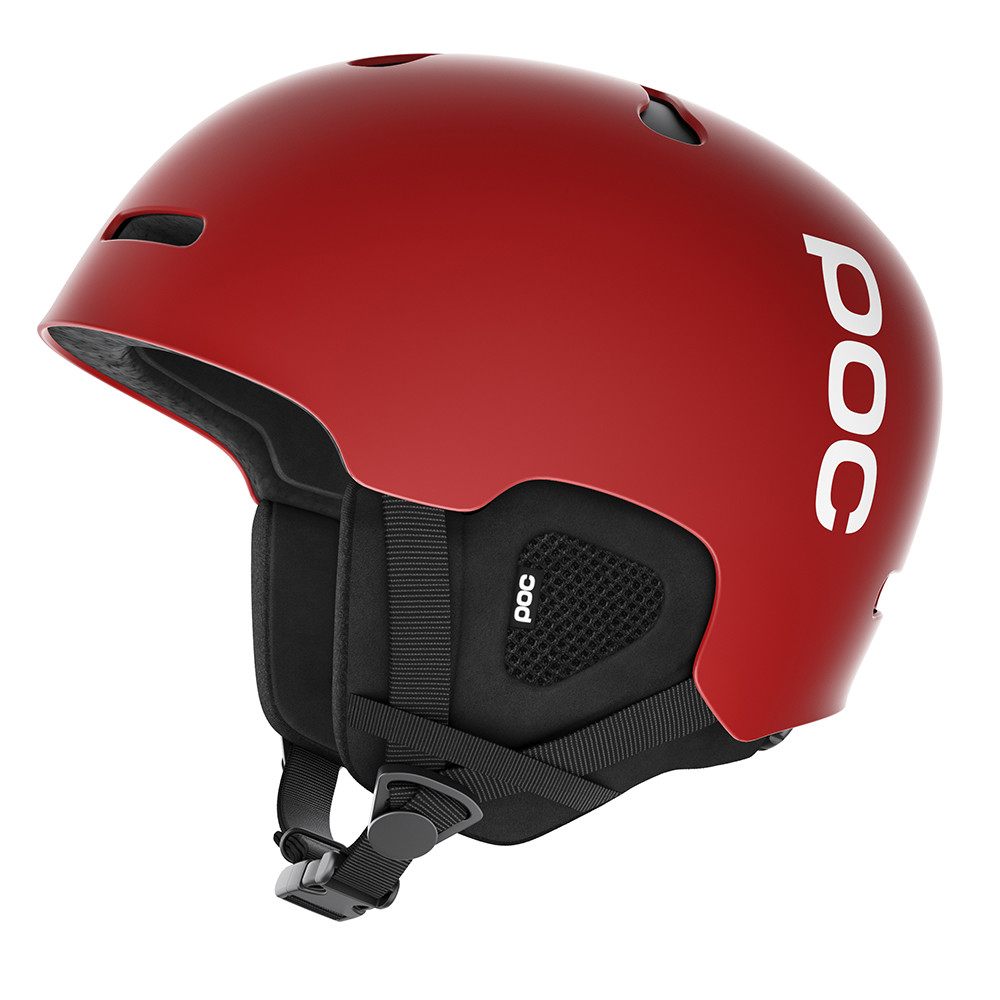 CASQUE DE SKI AURIC CUT PRISMANE RED