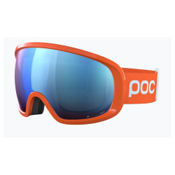 MASQUE DE SKI FOVEA CLARITY COMP ZINK ORANGE/SPEKTRIS BLUE