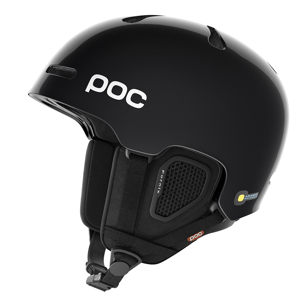 CASQUE DE SKI FORNIX BLACK
