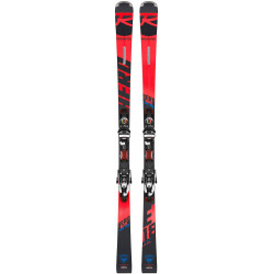 SKI HERO ELITE LT TI + FIXATIONS SPX 12 KONECT GW B80 BK/ICON