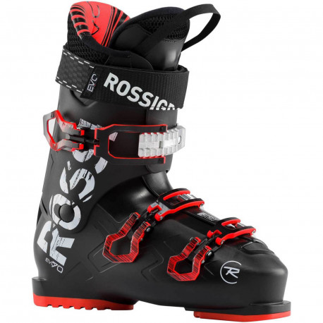 CHAUSSURE DE SKI EVO 70 BLACK/RED