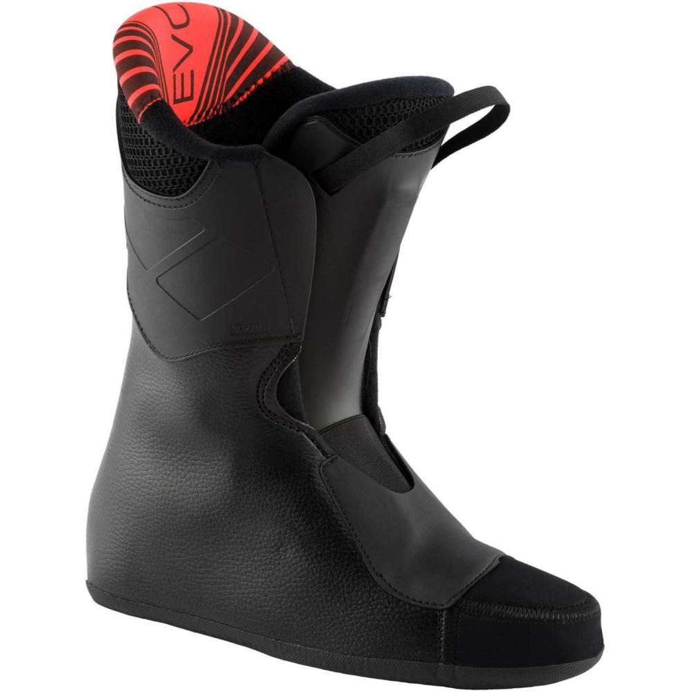 SKI BOOTS EVO 70 BLACK/RED