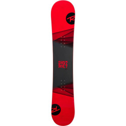 SNOWBOARD DISTRICT + BINDINGS BATTLE BLACK/RED XL (45-48)