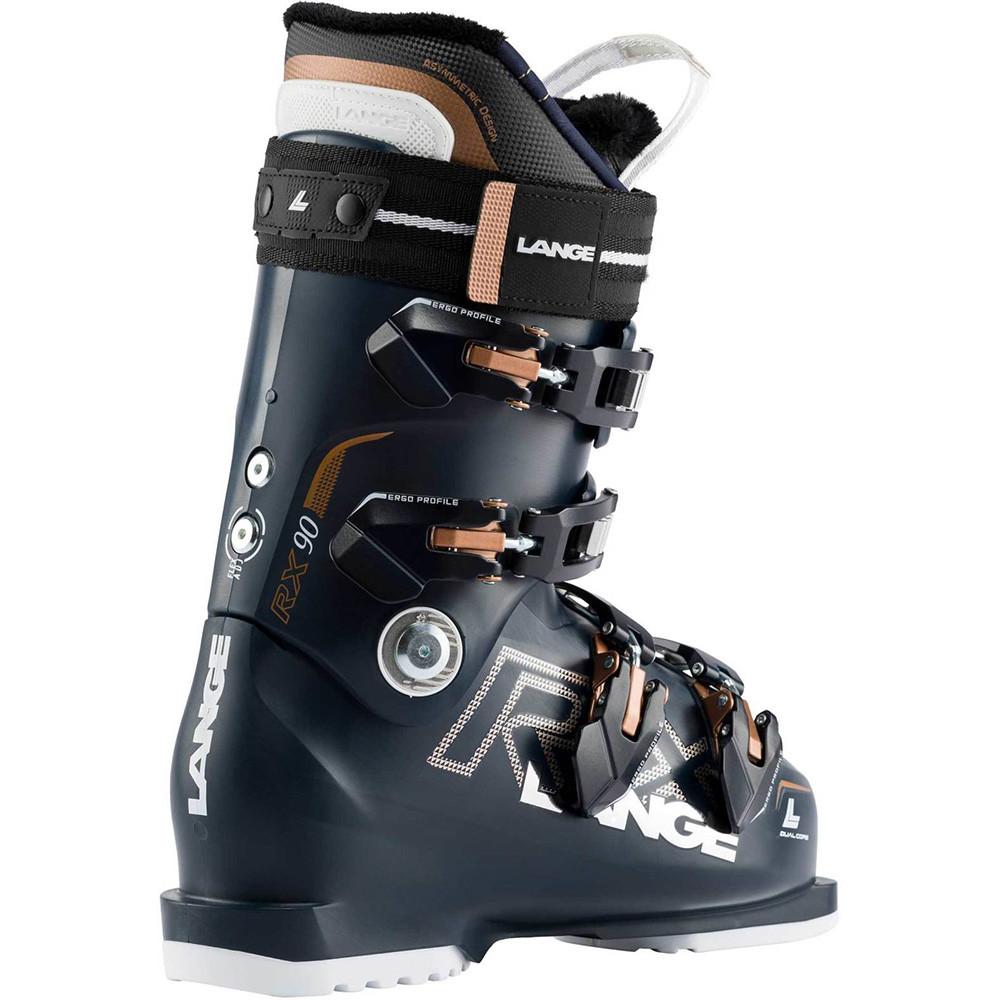 SKI BOOTS RX 90 W BLACK BLUE/COPPER