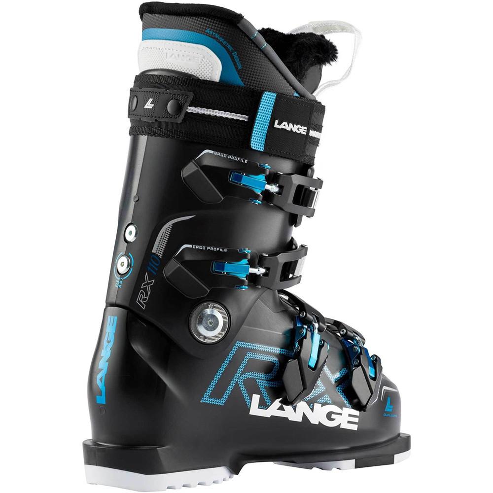 SKI BOOTS RX 110 W BLACK/ELEC. BLUE