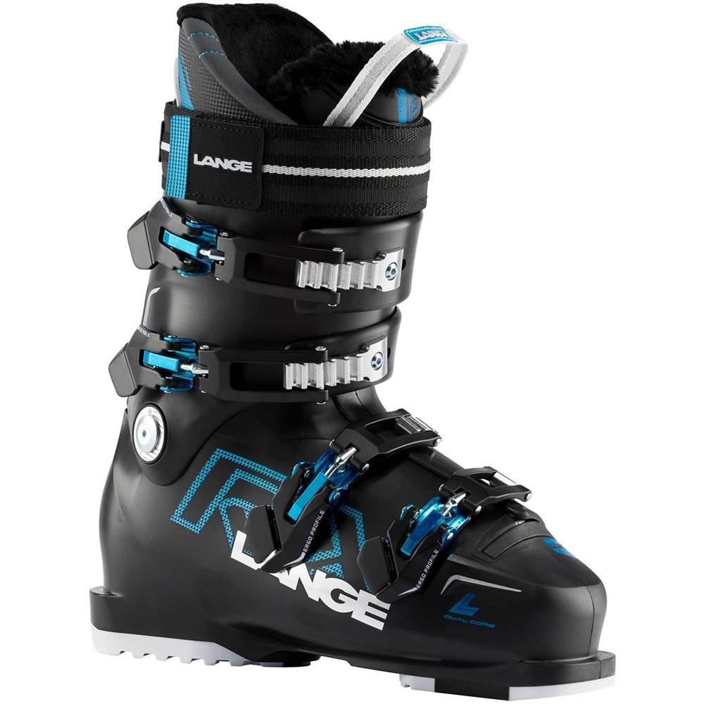 SKI BOOTS RX 110 W L.V. BLACK/ELEC. BLUE