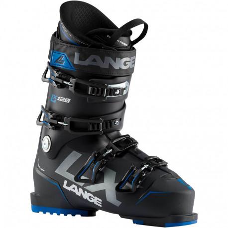 SKI BOOTS LX 120 TR. BLACK/BLUE