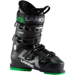 SKI BOOTS LX 100 BLACK DEEP BLUE/GREEN