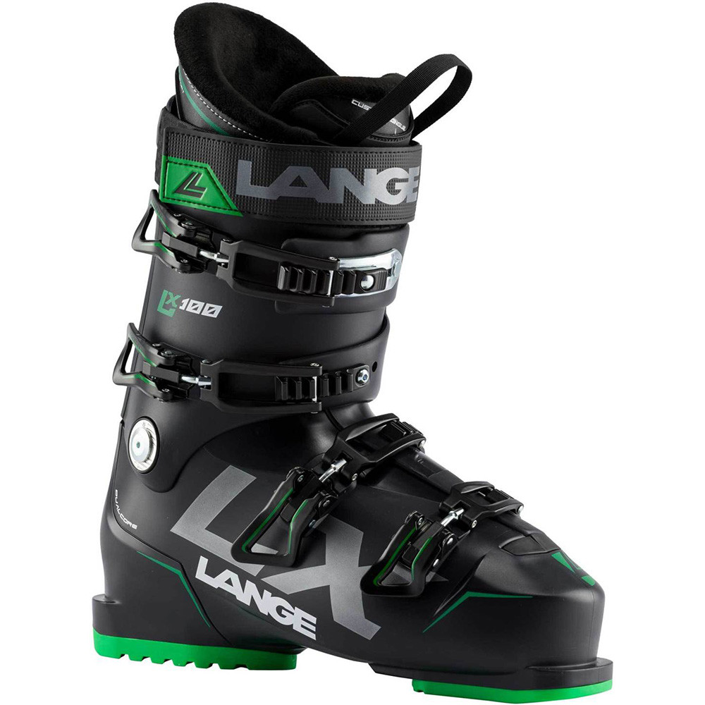 CHAUSSURE DE SKI LX 100 BLACK DEEP BLUE/GREEN