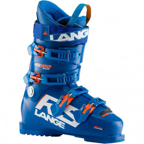 CHAUSSURE DE SKI RS 100 WIDE POWER BLUE
