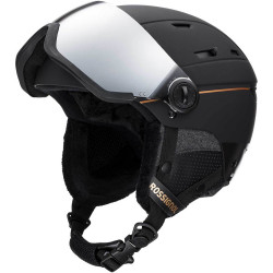 CASQUE DE SKI ALLSPEED VISOR IMPACTS W BLACK