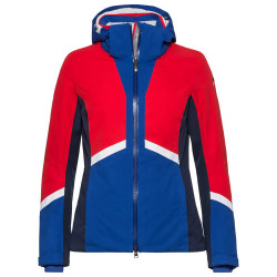 VESTE DE SKI COMOS JACKET W RED ROYAL