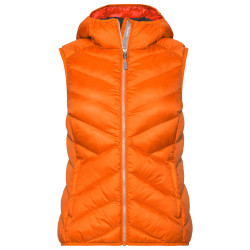 DOUDOUNE TUNDRA X VEST W ORANGE