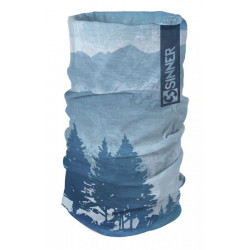 BANDANA WATER MOUNTAIN BLUE