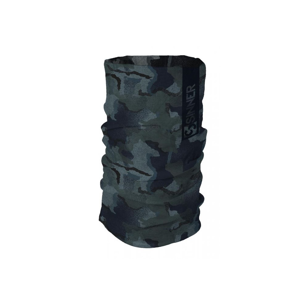 BANDANA CAMO MIDNIGHT BLUE/BLACK