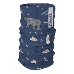 BANDANA WINTER WONDERLAND BLUE