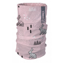 BANDANA WINTER WONDERLAND PINK