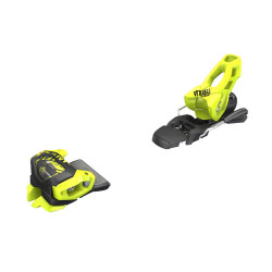 FIXATION DE SKI ATTACK² 11 GW BRAKE 90 FLASH YELLOW