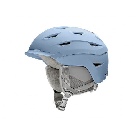 CASQUE DE SKI LIBERTY MATTE SMOKEY BLUE