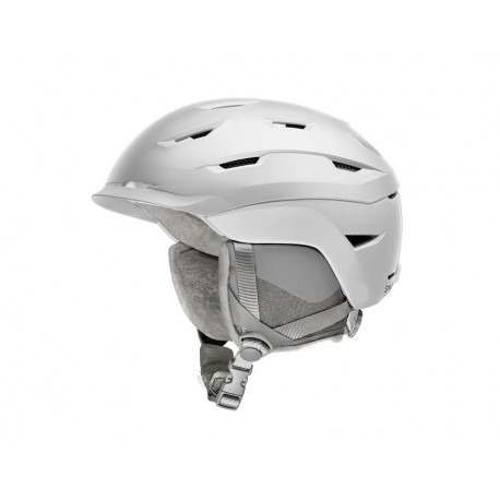 CASQUE DE SKI LIBERTY MATTE SATIN WHITE